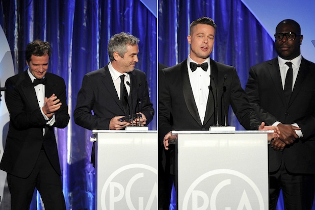 Producers Guild Awards End in Tie: 'Gravity' and '12 Years a