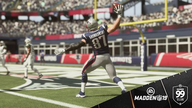 Madden 19 screenshot courtesy of EA Sports