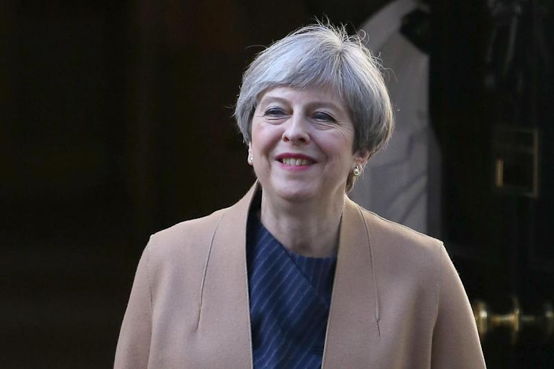Theresa May: Election gamble: PA