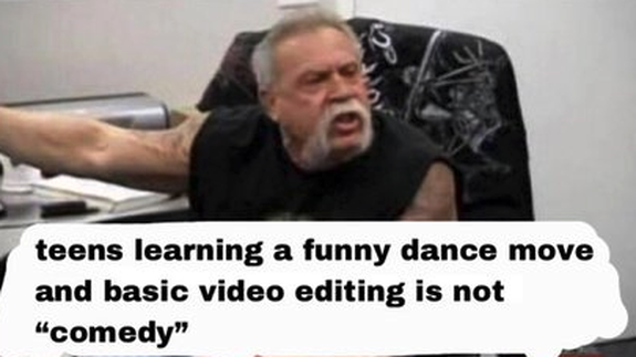 Funny Memes For Teens : The american chopper meme is perfect for when you have too many