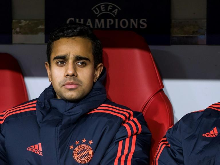 Sarpreet Singh was on the bench for Bayern Munich's Champions League win over Tottenham in midweek