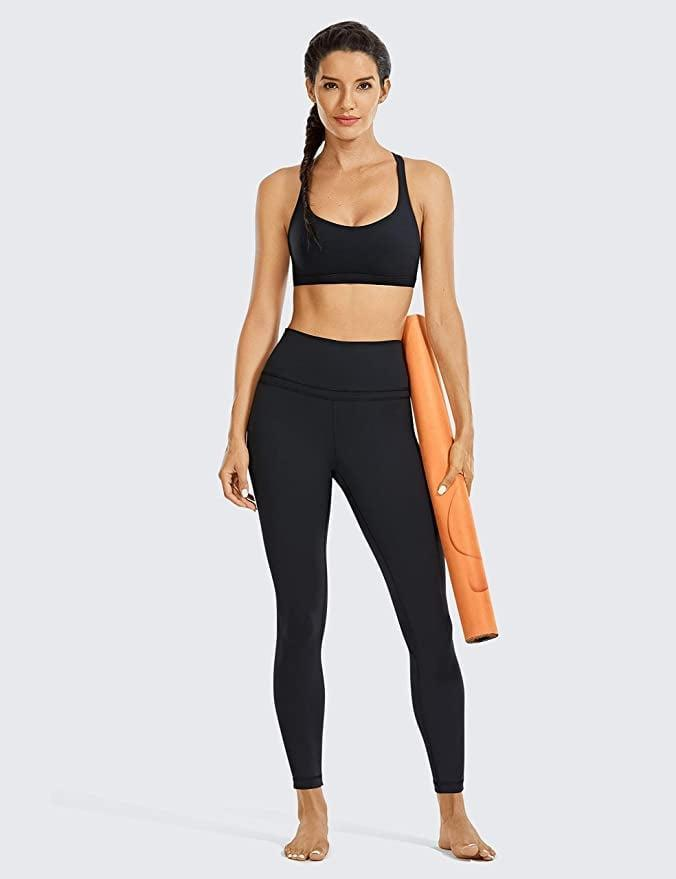 <p>If you want a comfortable legging you'll wear all day long, go for these <span>Crz Yoga Naked Feeling High Waist Yoga Pants</span> ($26).</p>