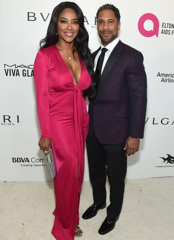 Kenya Moore and Marc Daly | Jamie McCarthy/Getty Images