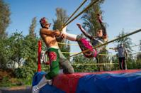 Lucha libre is an integral part of Mexican popular culture, but like many activities it is now facing financial disaster because of the coronavirus pandemic