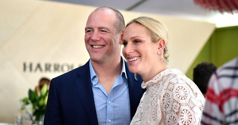 Queen's Grandson-in-Law Mike Tindall Accidentally Reveals Candid Family Photo Saved on His Phone