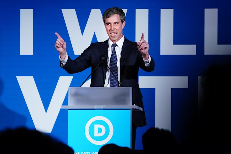 2f88bc7c Lots of Texas Democrat Voters Want Beto O'Rourke to Run for Senate Instead