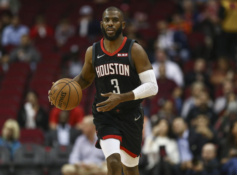 At least one NBA player believes Chris Paul used his power in the players union to favor the league's best players financially. (Reuters)