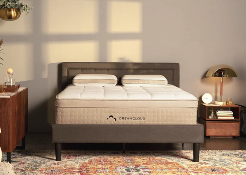DreamCloud's Luxury Hybrid Mattress (Photo: DreamCloud)