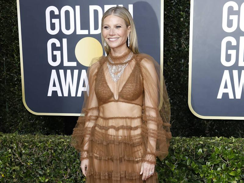 Gwyneth Paltrow is 'semi-retired' from acting