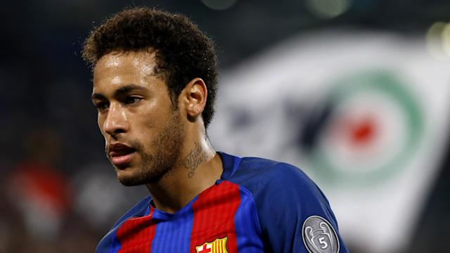 The Brazilian remains banned for El Clasico after his club's appeal against his three-match suspension was rejected by the RFEF