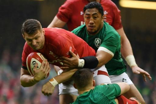Wales' fly-half Dan Biggar will start against England after Gareth Anscombe suffered a serious knee injury