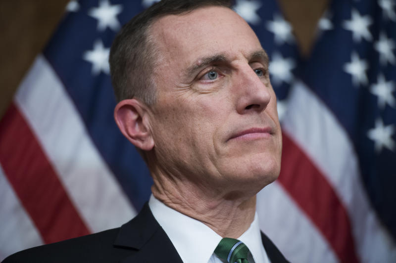 Representative Tim Murphy (R-Pa.), who frequently supports anti-abortion legislation, reportedly asked his mistress to have an abortion back in January. (Tom Williams via Getty Images)