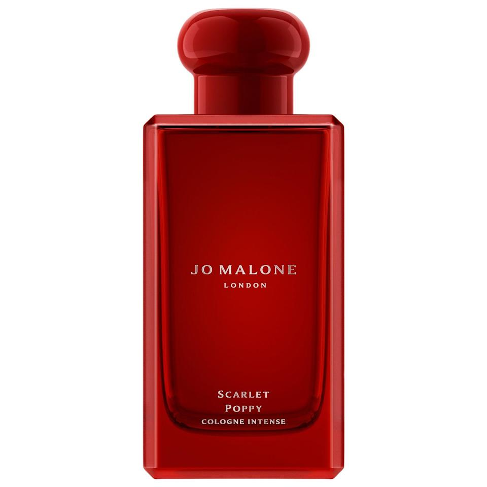 "<p><strong>Jo Malone London</strong></p><p>sephora.com</p><p><strong>$195.00</strong></p><p><a href=""https://go.redirectingat.com?id=74968X1596630&url=https%3A%2F%2Fwww.sephora.com%2Fproduct%2Fjo-malone-london-scarlet-poppy-cologne-intense-P467626&sref=https%3A%2F%2Fwww.marieclaire.com%2Fbeauty%2Fg35120564%2Fbest-new-perfumes-2021%2F"" rel=""nofollow noopener"" target=""_blank"" data-ylk=""slk:SHOP IT"" class=""link rapid-noclick-resp"">SHOP IT</a></p><p>If you've been dying for a little British beauty in your life, this gorgeously monochromatic fragrance is what you've been missing. With notes of poppy and tonka beans, figs, and iris, it's a scent that's warm enough to combat the rough winter ahead of us. None of that barely-there fragrance: This perfume is as intense and luxurious as you are.</p>"