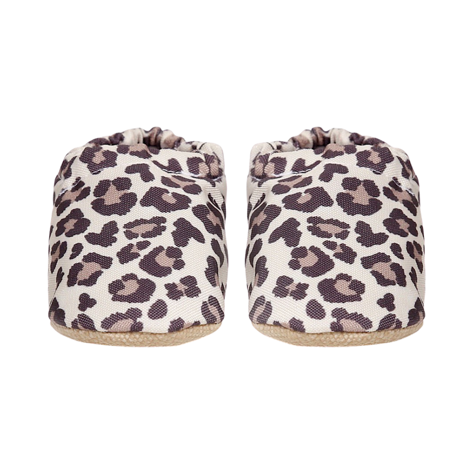 "<p><strong>Baby on the Go </strong></p><p>mother.ly</p><p><strong>$42.00</strong></p><p><a href=""https://shop.mother.ly/products/first-steps-slip-on-leopard"" rel=""nofollow noopener"" target=""_blank"" data-ylk=""slk:Shop Now"" class=""link rapid-noclick-resp"">Shop Now</a></p><p>These tiny shoes feature luxurious materials, durable soles, and polished silhouettes and prints. </p>"