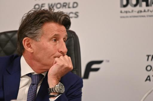 """Sebastian Coe said World Athletics felt """"severely let down"""" by the previous Russian athletics federation administration"""