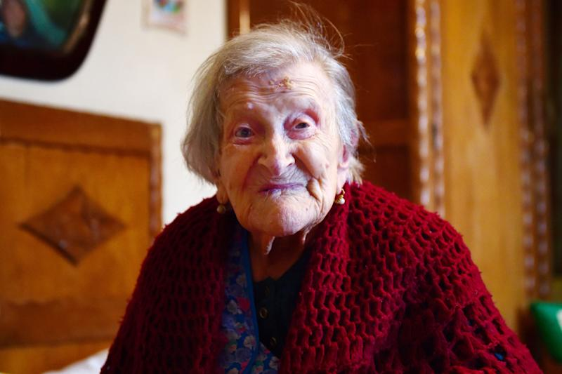 The World's Oldest Person, Emma Morano, Has Died at Age 117