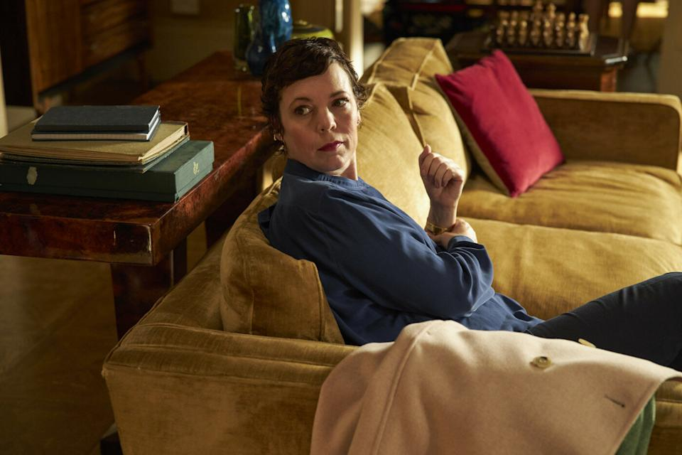 Olivia Colman in The Father (Lionsgate)