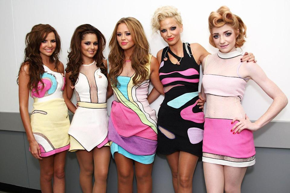 Photo credit: Dave Hogan/Girls Aloud/Getty Images