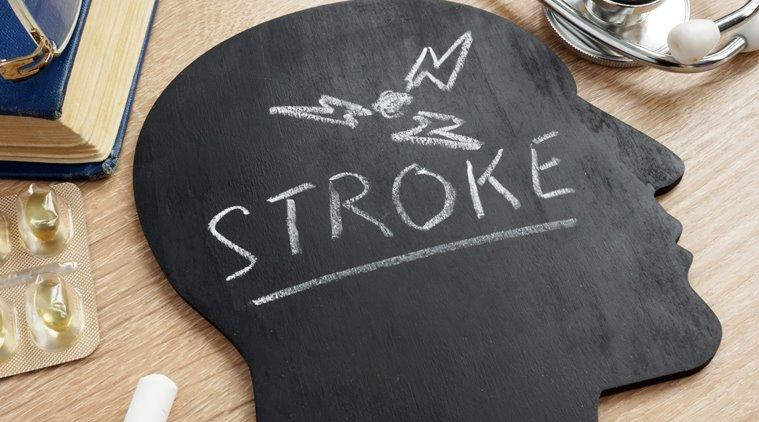 stroke, pear fruit, healthy diet, indianexpress,