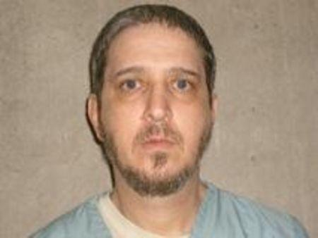 Oklahoma Department of Corrections photo of death row inmate Richard Glossip