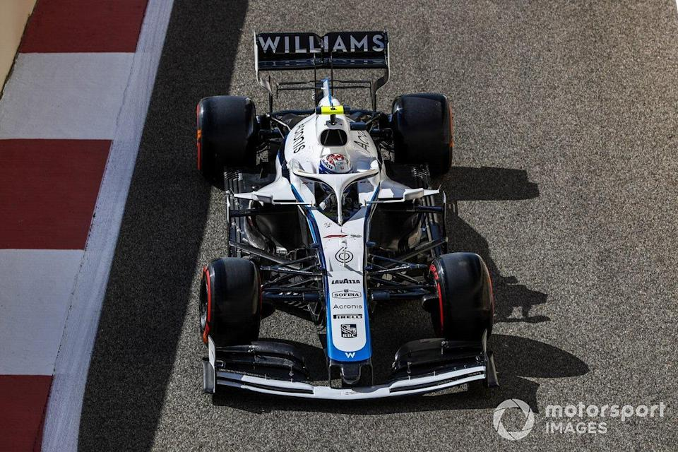 """2020: Williams FW43<span class=""""copyright"""">Charles Coates / Motorsport Images</span>"""