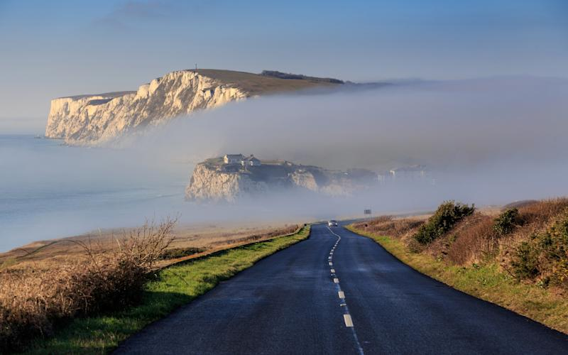 The Isle of Wight is perfect for an autumn road trip, especially if you're prone to getting lost - getty