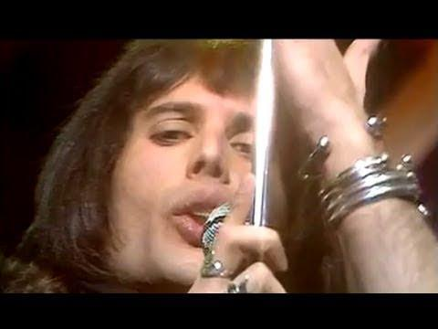 """<p>It's hard to resist Freddie Mercury's vocals in """"Killer Queen,"""" which makes this a very reliable party song.</p><p><a href=""""https://www.youtube.com/watch?v=2ZBtPf7FOoM"""" rel=""""nofollow noopener"""" target=""""_blank"""" data-ylk=""""slk:See the original post on Youtube"""" class=""""link rapid-noclick-resp"""">See the original post on Youtube</a></p>"""