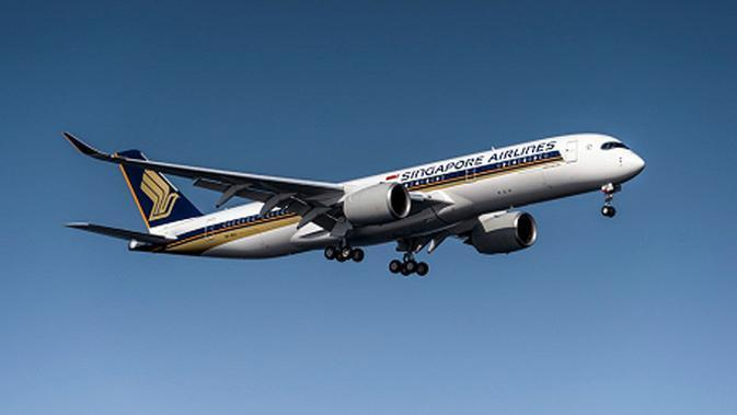 Singapore Airlines A350 – 900 Medium Haul (©Singapore Airlines).