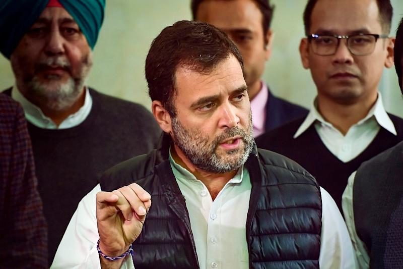 'Who Benefited Most?' Rahul Gandhi's 3 Posers to BJP Spark Political Storm on Pulwama Attack Anniversary