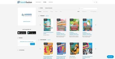 Hodder Education eBook Store on BookFusion