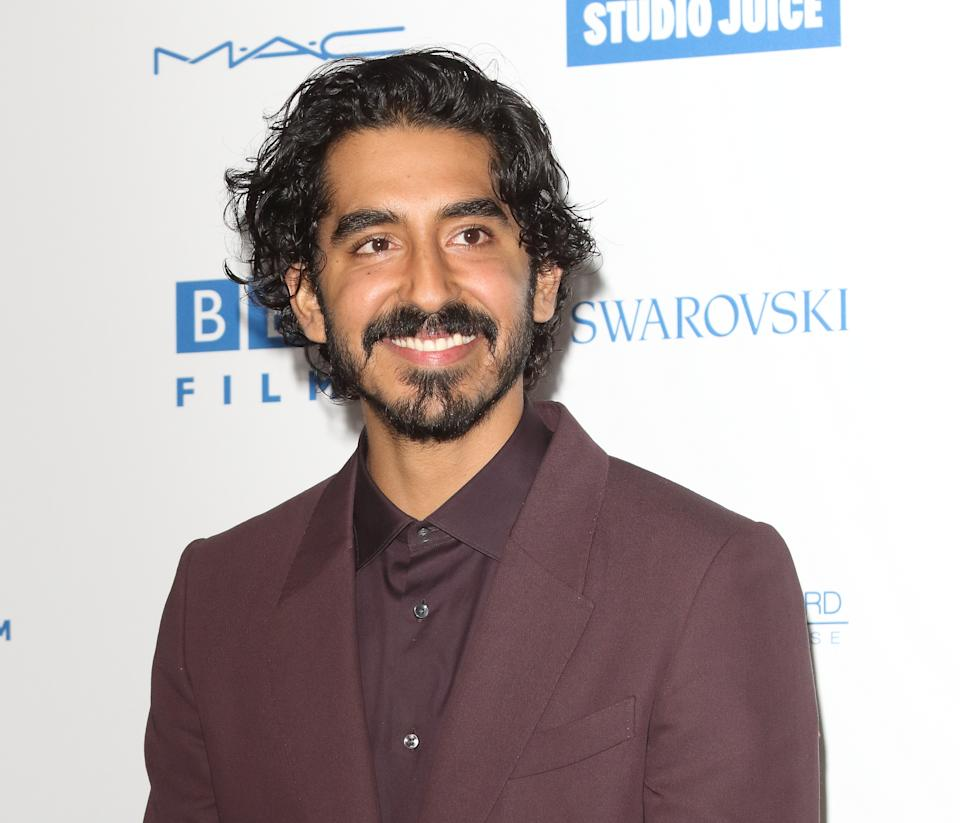 Dev Patel attends the 22nd British Independent Film Awards (BIFAs) at Old Billingsgate in London. (Photo by Keith Mayhew / SOPA Images/Sipa USA)