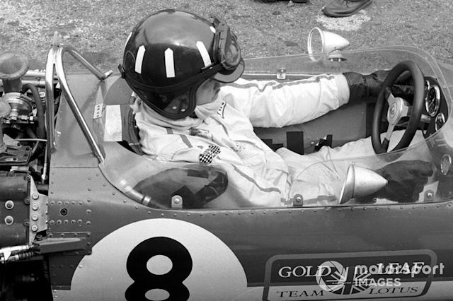"Graham Hill <span class=""copyright"">Sutton Motorsport Images</span>"