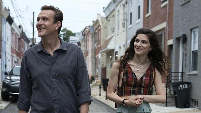 Dispatches from Elsewhere was created by and stars Jason Segal, the story centres around four regular people who come together by chance and are soon drawn into a strange game. Photo: Amazon Prime