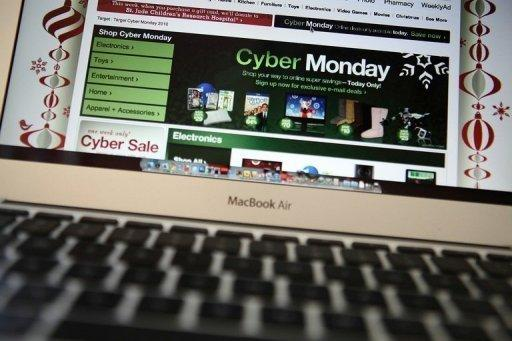 Cyber Monday sales sizzling: survey
