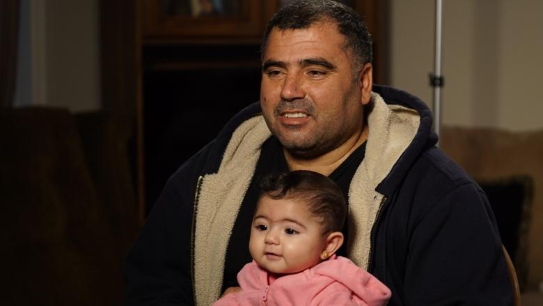 Syrian family grateful for new life in Winnipeg despite struggles