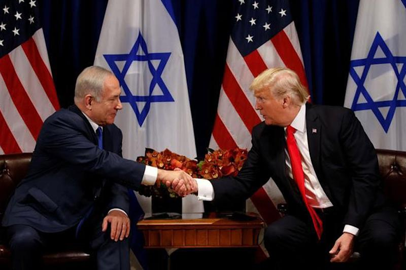In Boost for Netanyahu, Trump Signs Proclamation Recognizing Golan Heights as Israeli Territory