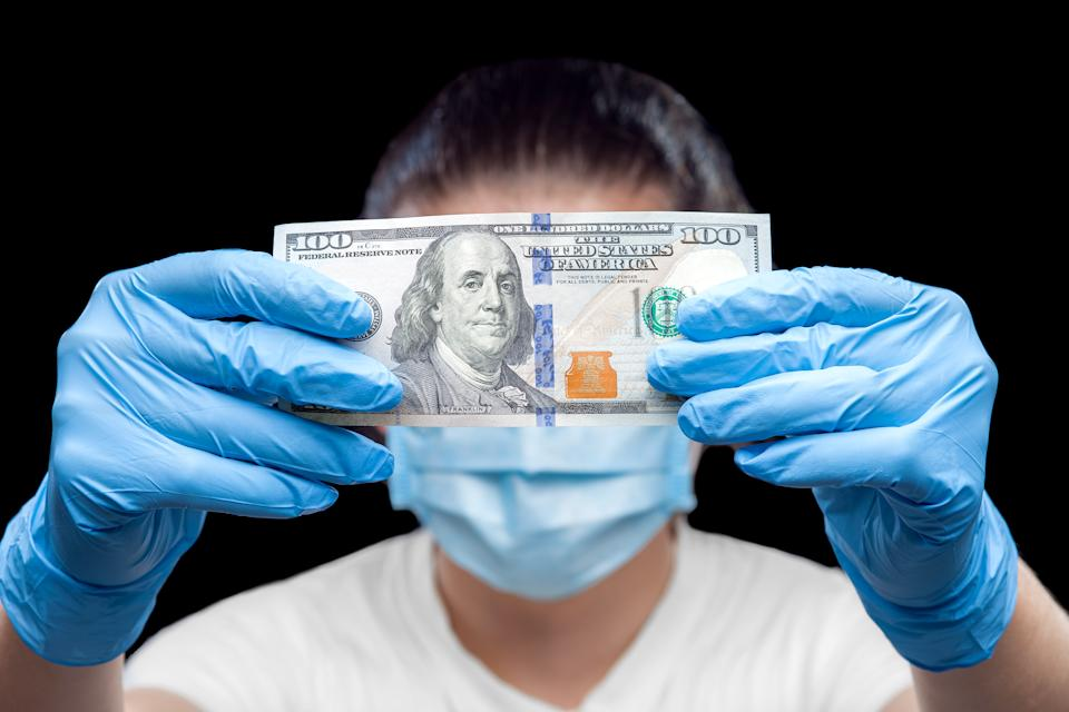 The COVID-19 pandemic is creating fertile ground for scams. Here's how to protect yourself.