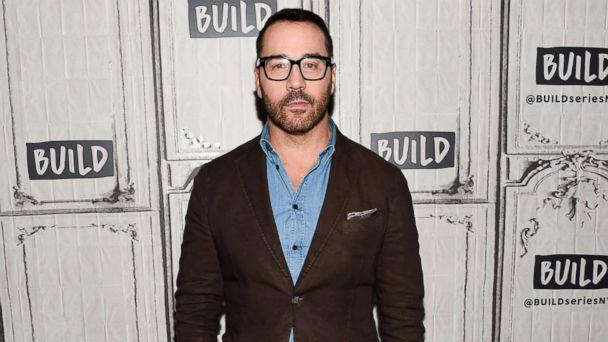 PHOTO: Jeremy Piven participates in the BUILD Speaker Series to discuss the television series 'Wisdom of the Crowd' at AOL Studios, Oct. 31, 2017, in New York. (Evan Agostini/Invision/AP)