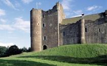 """<p>Doune Castle, which doubles as Castle Leoch in the show, <a href=""""https://www.bbc.com/news/uk-scotland-47557894"""" rel=""""nofollow noopener"""" target=""""_blank"""" data-ylk=""""slk:has seen the largest amount of new travelers"""" class=""""link rapid-noclick-resp"""">has seen the largest amount of new travelers </a>with a 226.5 percent increase in visitors.</p>"""