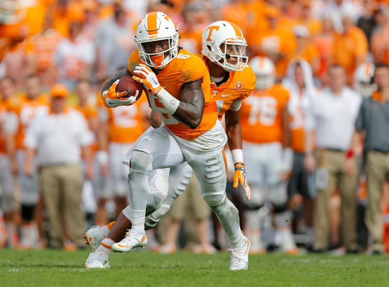 Alvin Kamara Career Stats >> Athlon Sports' 50 underrated players for 2016