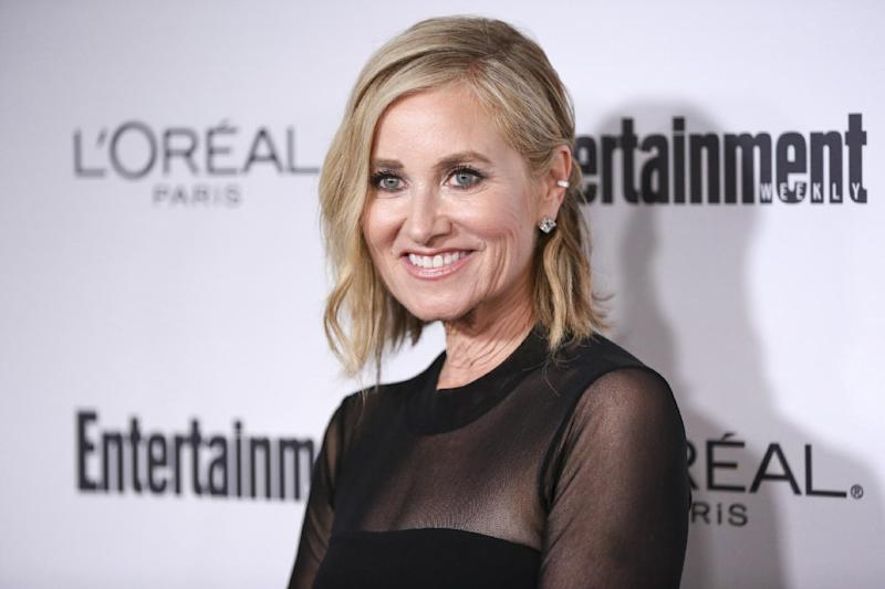"FILE - In this Sept. 16, 2016 file photo, Maureen McCormick, who played the eldest daughter in the TV series, ""The Brady Bunch,"" arrives at the 2016 Primetime Emmy Awards Entertainment Weekly Pre Party in Los Angeles. Florence Henderson, who was one of America's most beloved television moms, died, Thursday, Nov. 24, 2016, in Los Angeles. She was 82. Davis, who became the country's favorite and most famous housekeeper, died in 2014 at 88. (Photo by Rich Fury/Invision/AP, File)"