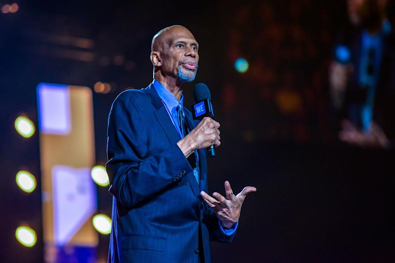 Abdul-Jabbar auctioning 4 title rings to support his charity