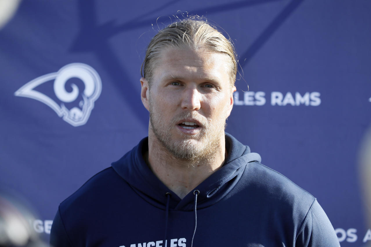 Clay Matthews Taken Aback At Packers Lack Of Interest They Told Me There Was No Room For Me