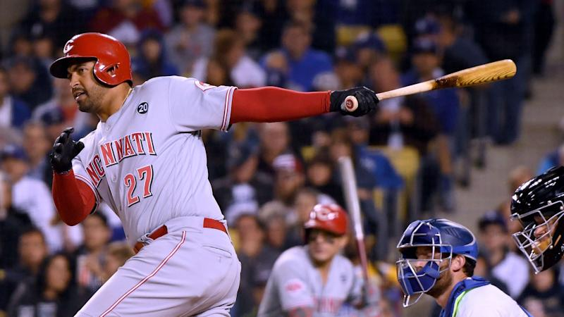 Kemp's Reds experience ends after release
