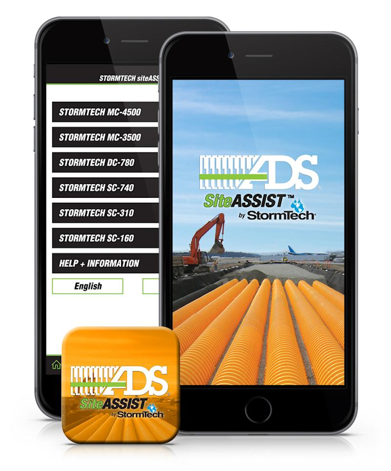 Advanced Drainage Systems Launches New StormTech Installation App for Contractors