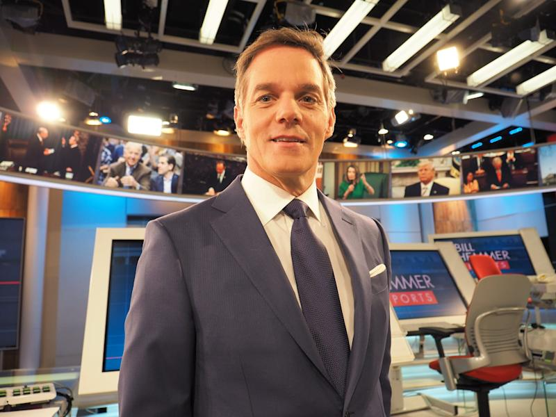 Fox News anchor Bill Hemmer.