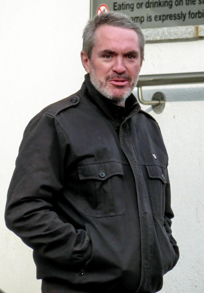 Christopher Hanley, who was jailed for more than five years (SWNS)