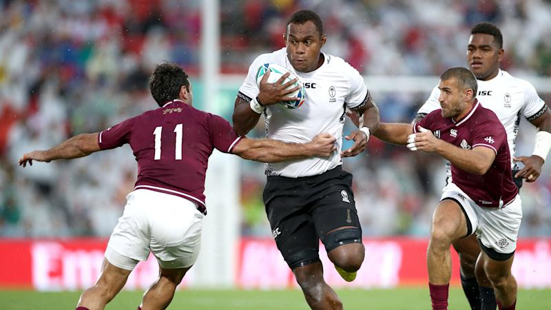 Leone Nakarawa returns to Glasgow after Racing 92 exit