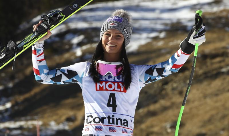 'Achieved my dream': Olympic ski champion Anna Veith retires