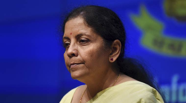 'I ve been working': Nirmala Sitharaman tweets after criticism